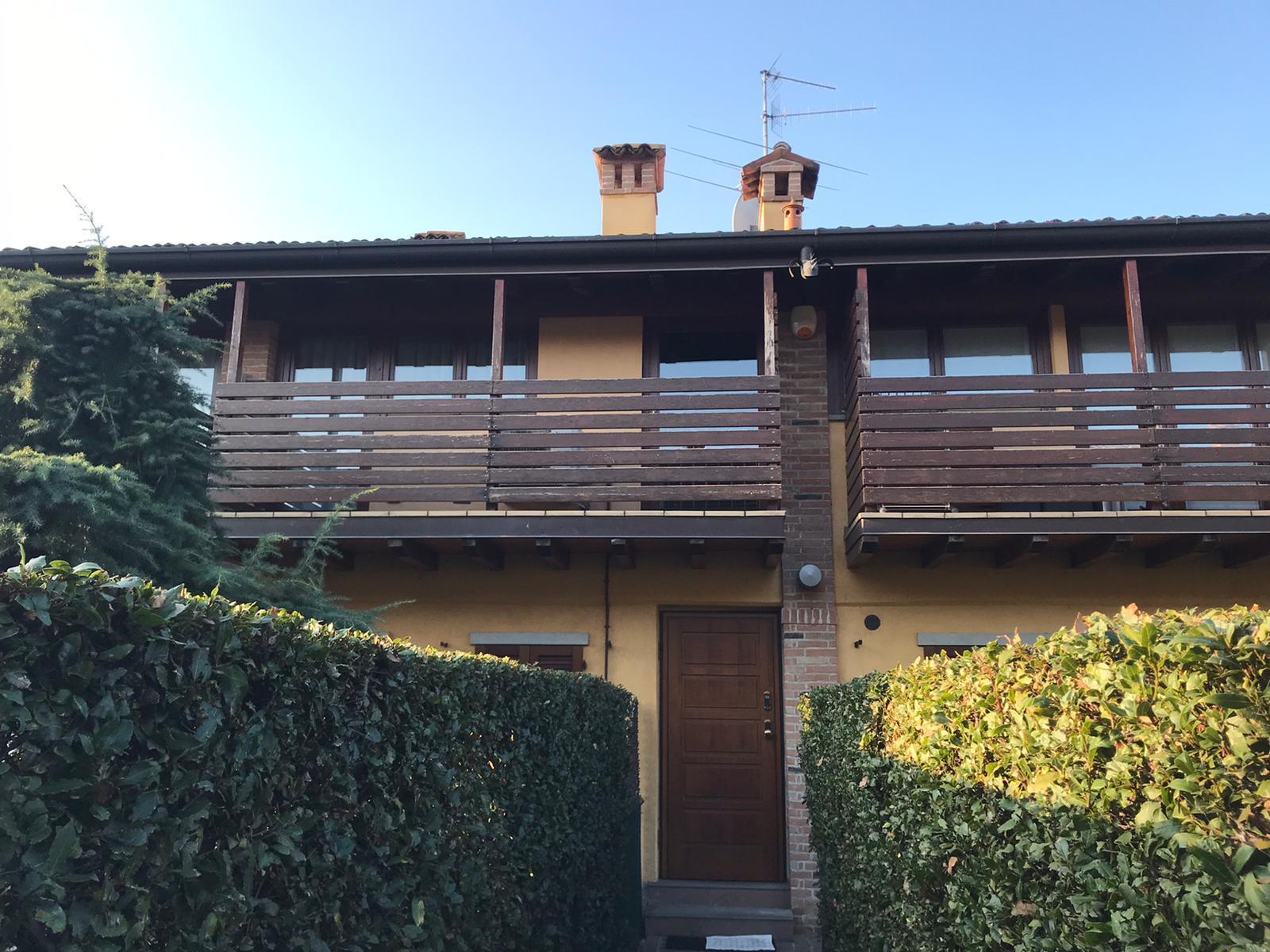 Ringhiere in legno balconi