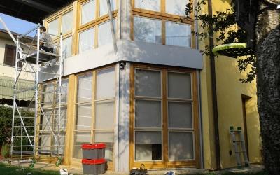 Ripristino-sul-posto-di-vetrata-presso-abitzazione-privata